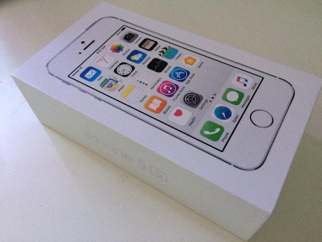 スペインのiPhone