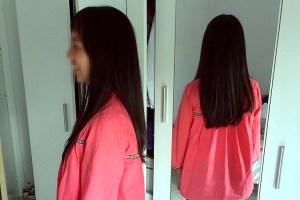 スペイン留学前に髪を切る