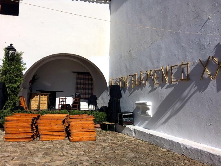 カスティーリョデカステリャールのフラメンコフェスティバル