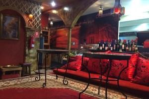 セビリアのハラルフードレストラン
