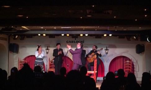 ガルロチのペペ・トーレス公演