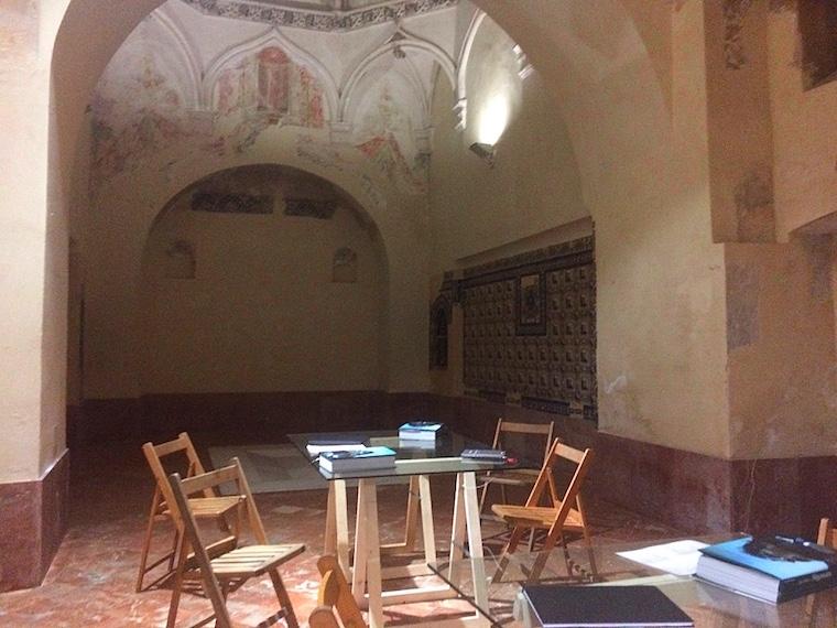 カルトゥハ修道院とアンダルシア現代美術館