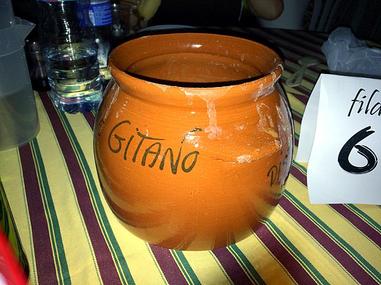 ウトレラのフラメンコフェスティバル「ポタヘ・ヒターノ」の壺
