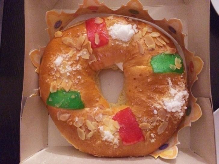 スペインのクリスマスのお菓子