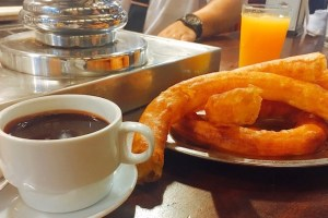 朝食チュロスにおすすめ!セビリアの専門店『El Comercio』