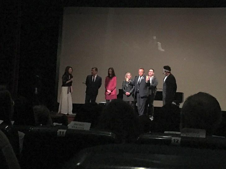 コリアデルリオのサンドウィッチマン公演