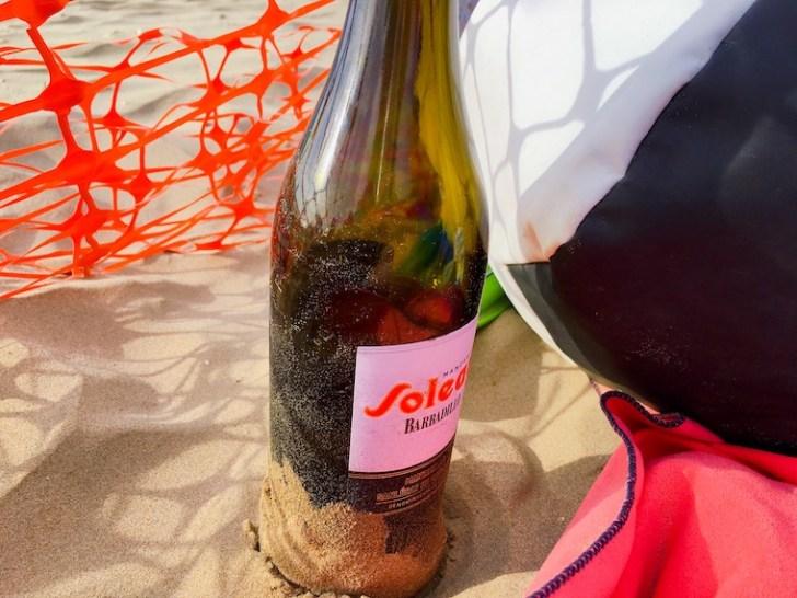 サンルーカルのビーチ競馬とシェリー酒