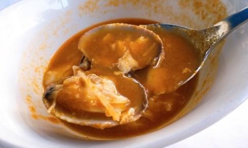 オンダリビアのレストランで世界一のスープを食す...素朴な味わいでおいしい!【北スペイン旅行記】