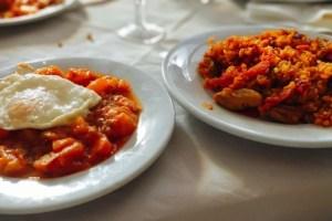 ランチメニュー9ユーロ♪ セビリアのネルビオン地区バルレストラン『Expolunch』