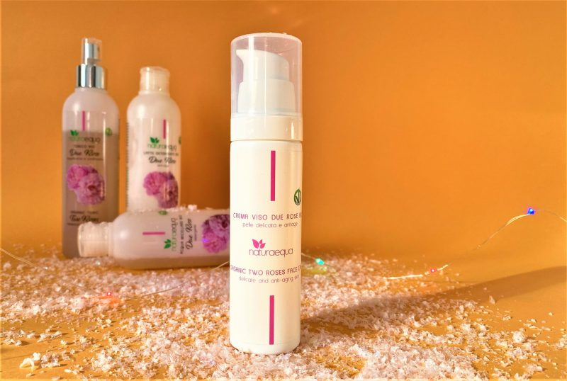 Crema Viso Due Rose - Naturaequa