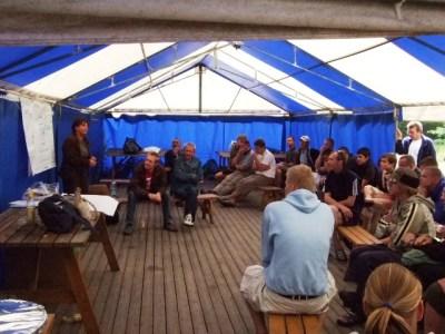 seminar Tallinnas ja Naissaarel