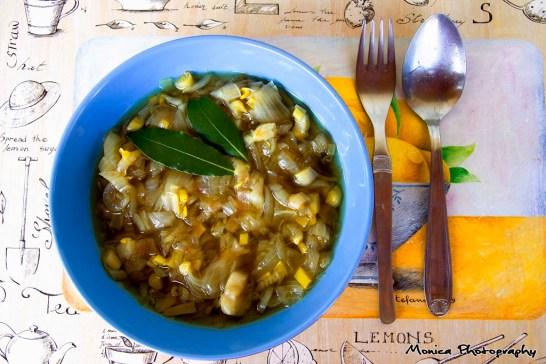 Zuppa di cipolle...alla Osho Gautama