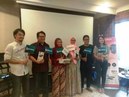 Pemenang Blog Competition Vivan Pricebook