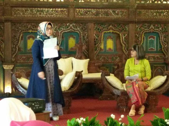 DR. IR. Dwi Hastuti, MSC, kepala divisi perkembangan anak, Departemen IKK, FEMA, IPB.