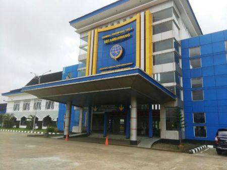 Gedung Terminal Sei Ambawang