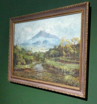 Pemandangan Sekitar Gunung Merapi.