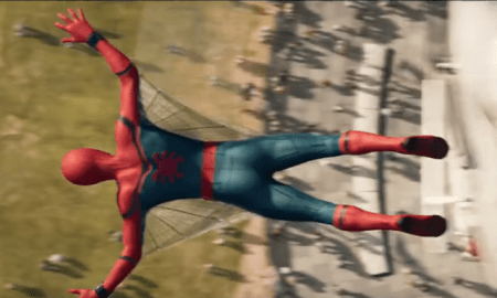 Spiderman Punya Sayap