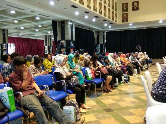 Undangan yang Hadir Dalam Diskusi Pemenuhan Hak Kesehatan Anak.