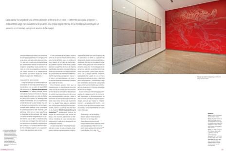 Revista Diseña nº8, El Color - Mónica Bengoa - 8
