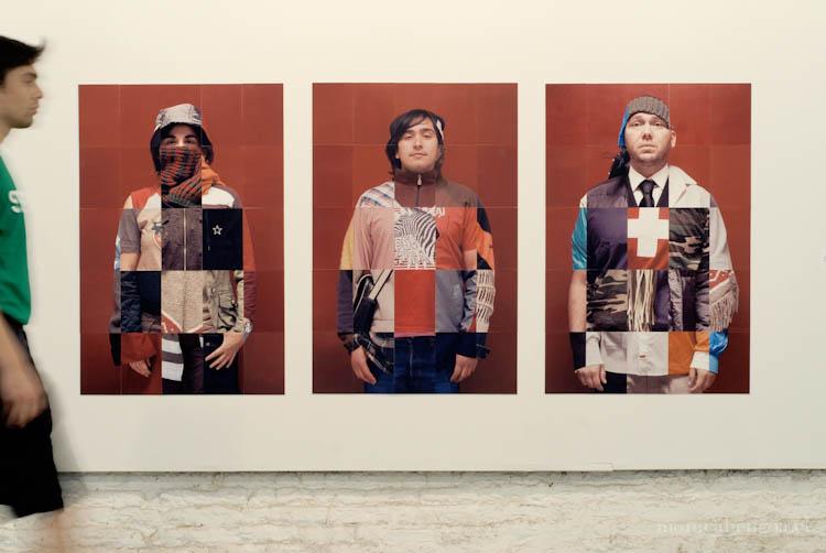 3 fotografías impresas a inyección de tinta