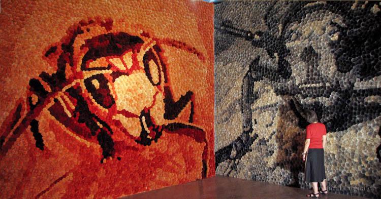 52 Bienal de Venecia (2007)  Pabellón Latinoamericano, Palazzo Zenobio Venecia, Italia