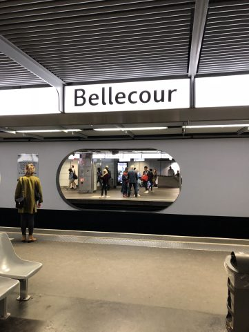 Métro Bellecour