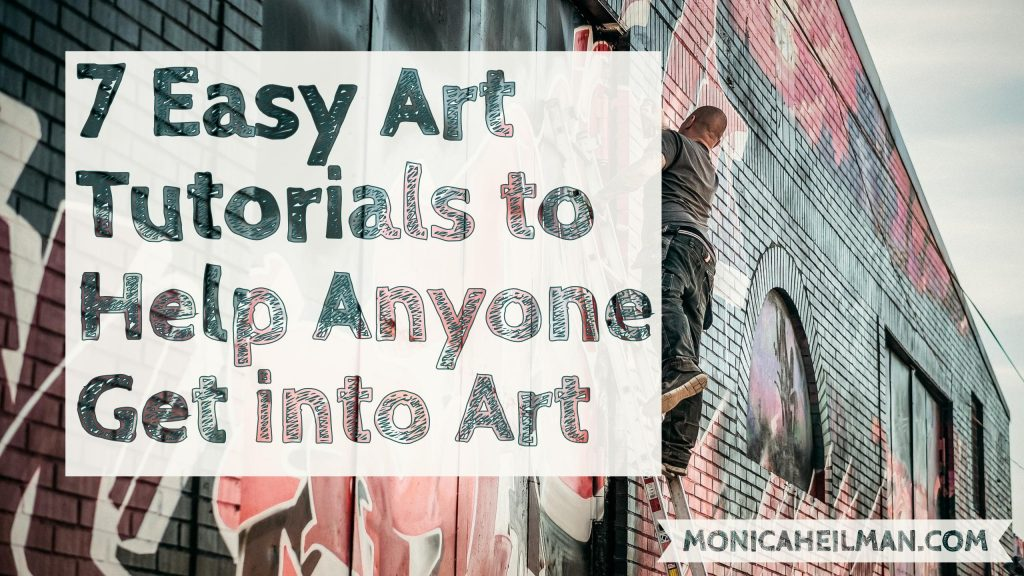7 Art Tutorials to Help Anyone Get into Art