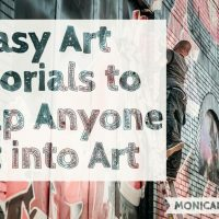 7 Easy Art Tutorials to Help Anyone Get into Art | Why Do Art Bonus