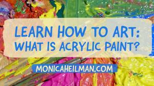 What is Acrylic Paint