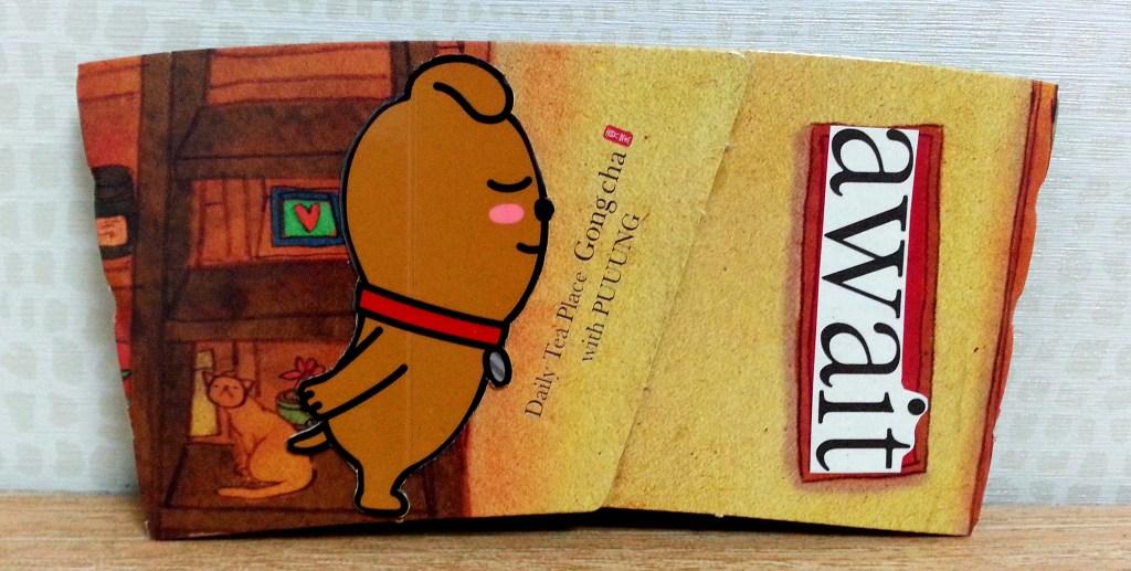 Kakao Friends Emoji Gongcha collab (2)
