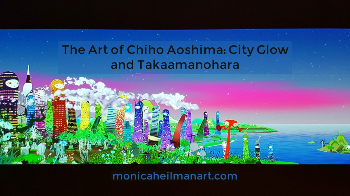 The Art of Chiho Aoshima: City Glow and Takaamanohara
