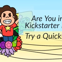 Are You in the Kickstarter Know? Try a Quickstarter