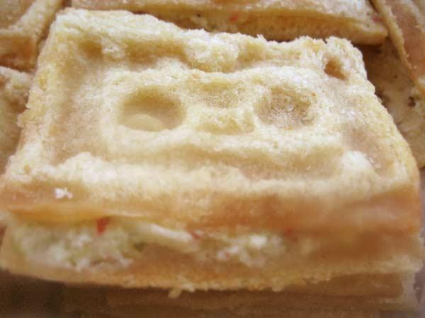 sandwich cassette