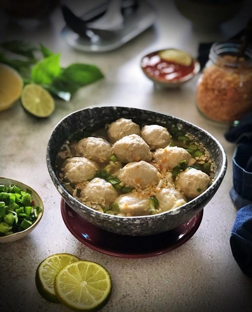 Resep Bakso Daging Sapi : resep, bakso, daging, Indonesian, Meatballs, Resep, Bakso, Kenyal, Making, Memories, Every