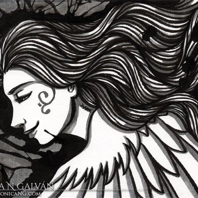 Swan - Birds II - 2014