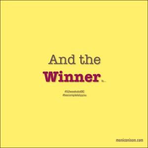 Be #500 Winner