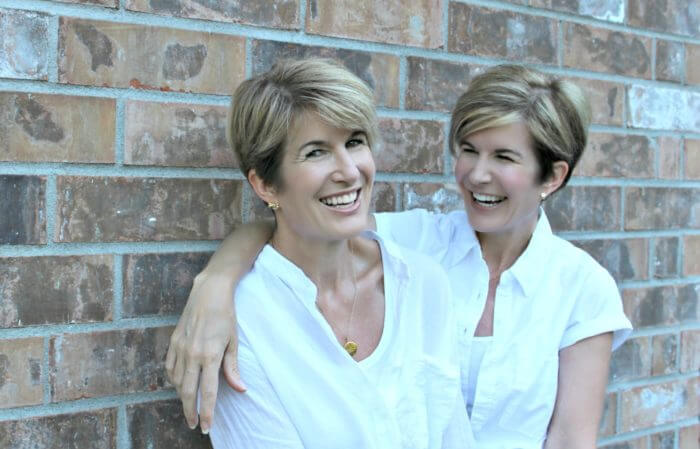 Julie and Jodie from TheDesignTwins.com