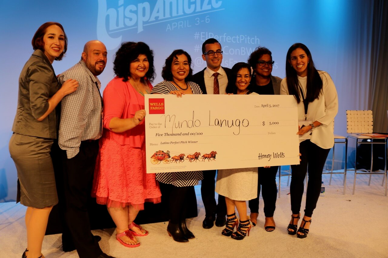 The Perfect Pitch, Hispanicize's version of SHARK TANK for Latino small business owners. #ElPerfectPitch