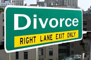 Signs of divorce family therapy