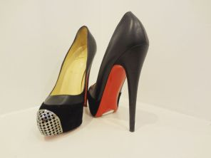 Christian Louboutin Maggie Heel (Size 10) - $679.00