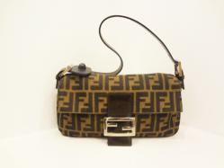 Fendi brown monogrammed $291