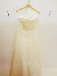 Pronovias Barcelona Ivory Wedding Dress (Size 14) - $369.00