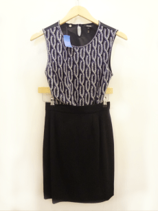 Escada Sequin Top - $49 Louis Feraud Pencil Skirt - $39