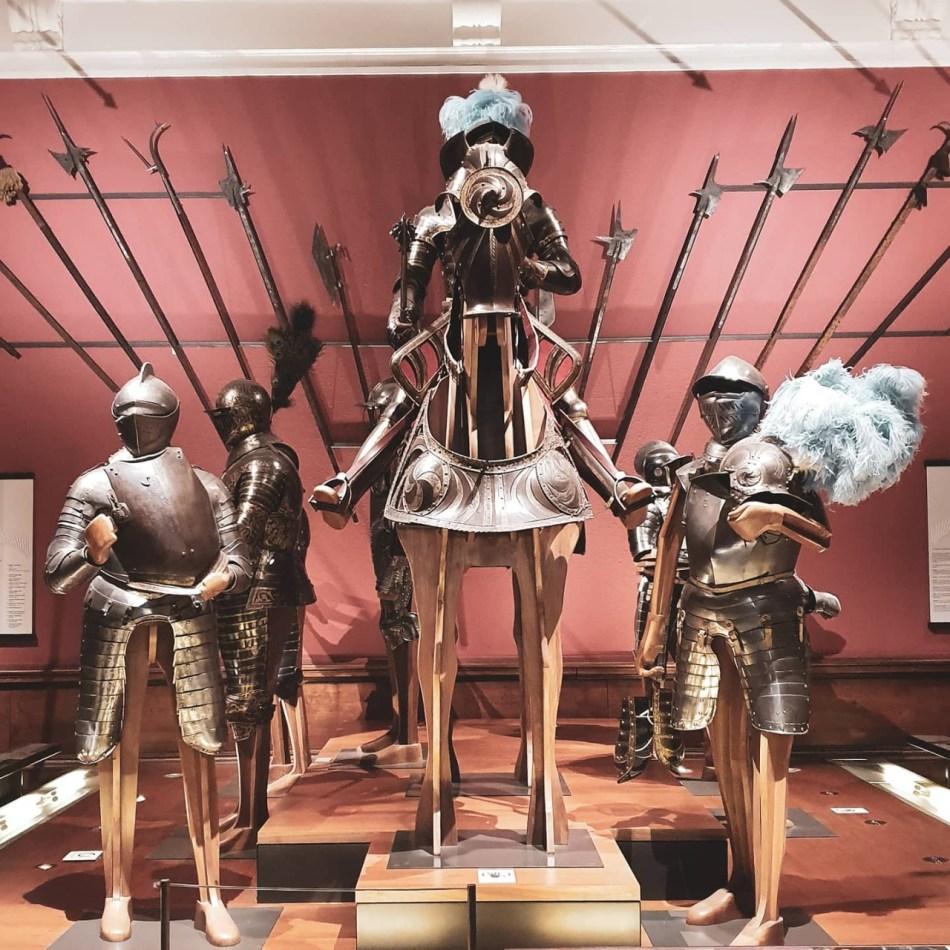 Arm & Armour Exhibit