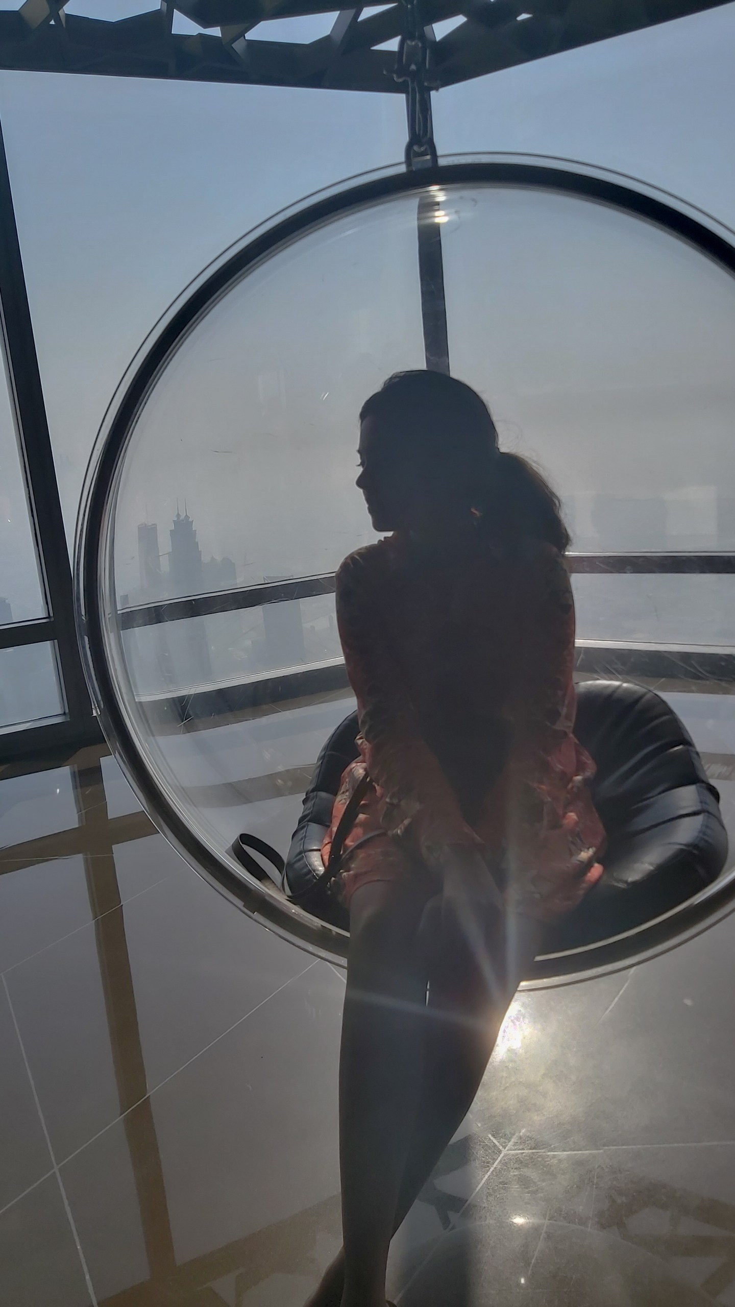 my marvelous burj khalifa experience - from the inside