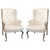 Natural Throne Seagrass Wingback Chairstylehive - CHEAP ...