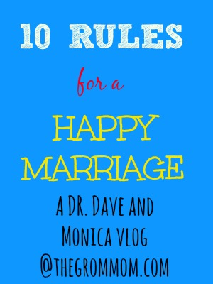 10 rules of happy marriage
