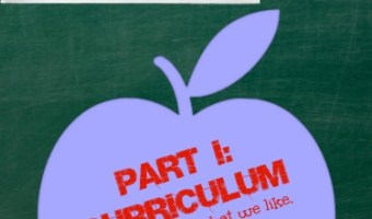 Homeschool Updates. {Part I: Curriculum.}