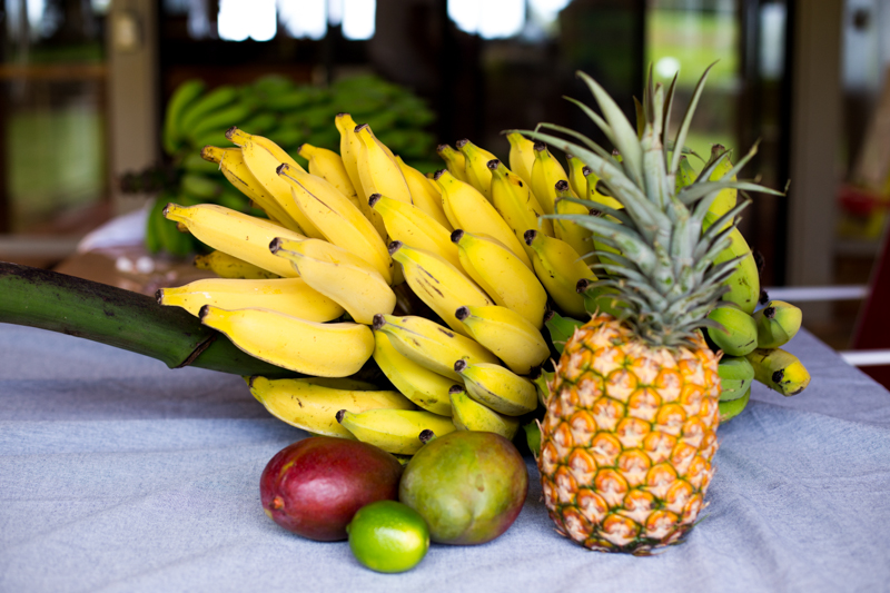 tropical fruit from Swansons