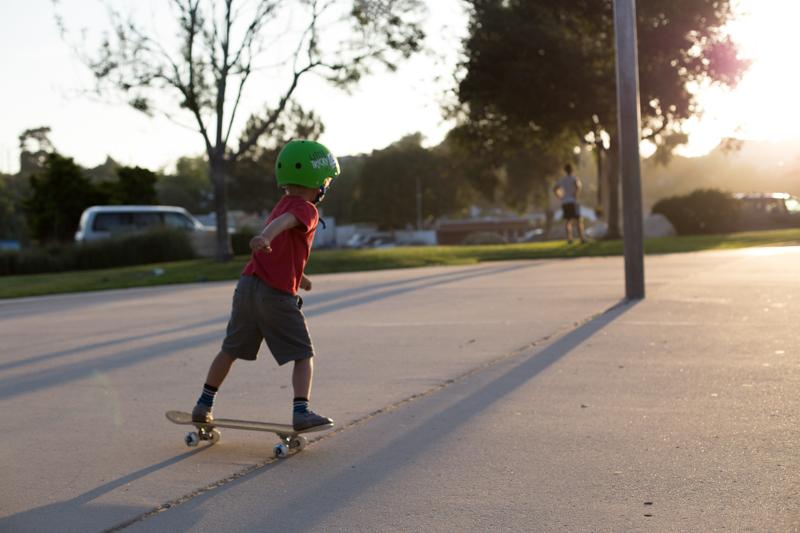 Levi skateboard